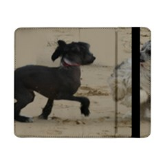 2 Chinese Crested Playing Samsung Galaxy Tab Pro 8 4  Flip Case