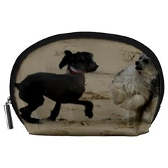 2 Chinese Crested Playing Accessory Pouches (large)