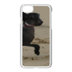 2 Chinese Crested Playing Apple Iphone 7 Seamless Case (white)