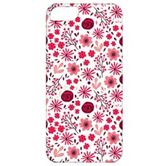 Red Floral Seamless Pattern Apple Iphone 5 Classic Hardshell Case