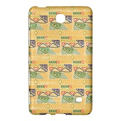 Hand Drawn Ethinc Pattern Background Samsung Galaxy Tab 4 (8 ) Hardshell Case