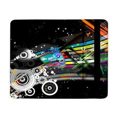 Patterns Circles Lines Stripes Colorful Rainbow 20251 3840x2400 Samsung Galaxy Tab Pro 8 4  Flip Case
