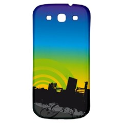 Youth Style Drive Vector 11397 3840x2400 Samsung Galaxy S3 S Iii Classic Hardshell Back Case