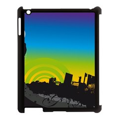 Youth Style Drive Vector 11397 3840x2400 Apple Ipad 3/4 Case (black)