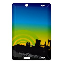 Youth Style Drive Vector 11397 3840x2400 Amazon Kindle Fire Hd (2013) Hardshell Case