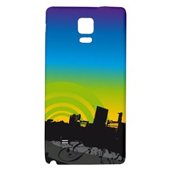Youth Style Drive Vector 11397 3840x2400 Galaxy Note 4 Back Case