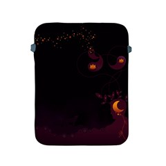 Wolf Night Alone Dark 11349 3840x2400 Apple Ipad 2/3/4 Protective Soft Cases