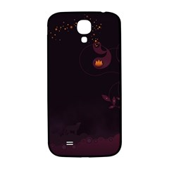 Wolf Night Alone Dark 11349 3840x2400 Samsung Galaxy S4 I9500/i9505  Hardshell Back Case