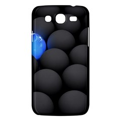 Balls Dark Neon Light Surface  Samsung Galaxy Mega 5 8 I9152 Hardshell Case
