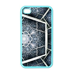 Form Glass Mosaic Pattern 47602 3840x2400 Apple Iphone 4 Case (color)