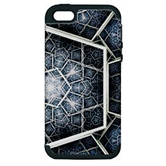 Form Glass Mosaic Pattern 47602 3840x2400 Apple Iphone 5 Hardshell Case (pc+silicone)
