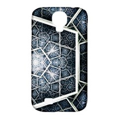 Form Glass Mosaic Pattern 47602 3840x2400 Samsung Galaxy S4 Classic Hardshell Case (pc+silicone)