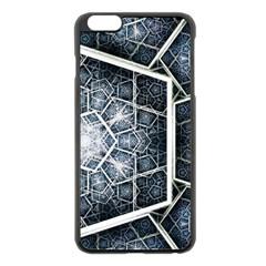Form Glass Mosaic Pattern 47602 3840x2400 Apple Iphone 6 Plus/6s Plus Black Enamel Case