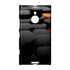 Orange Black Nokia Lumia 1520