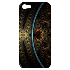 Lines Dark Patterns Background Spots 82314 3840x2400 Apple Iphone 5 Hardshell Case