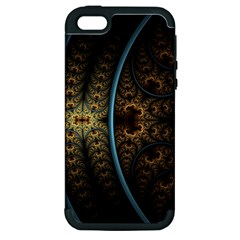 Lines Dark Patterns Background Spots 82314 3840x2400 Apple Iphone 5 Hardshell Case (pc+silicone)