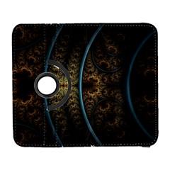 Lines Dark Patterns Background Spots 82314 3840x2400 Galaxy S3 (flip/folio)