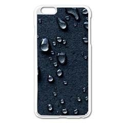 Surface Texture Drops Moisture 18094 3840x2400 Apple Iphone 6 Plus/6s Plus Enamel White Case