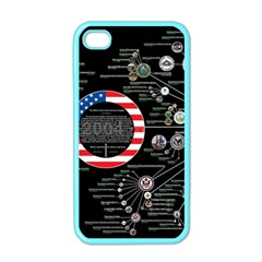 67732982 Political Wallpapers Apple Iphone 4 Case (color)