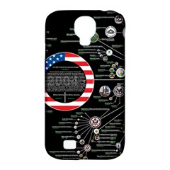 67732982 Political Wallpapers Samsung Galaxy S4 Classic Hardshell Case (pc+silicone)