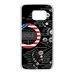 67732982 Political Wallpapers Samsung Galaxy S7 White Seamless Case Front