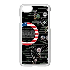 67732982 Political Wallpapers Apple Iphone 7 Seamless Case (white)