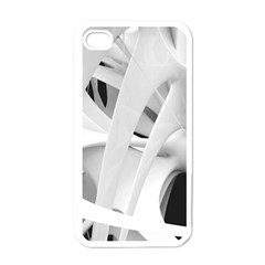 Abstract Art 4k Resolution Wallpaper  Apple Iphone 4 Case (white)