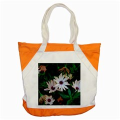 Garden Flowers Accent Tote Bag