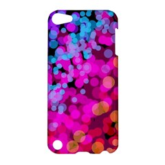 Colorful Community Glare Bright  Apple Ipod Touch 5 Hardshell Case