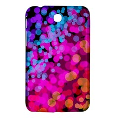 Colorful Community Glare Bright  Samsung Galaxy Tab 3 (7 ) P3200 Hardshell Case