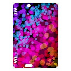 Colorful Community Glare Bright  Kindle Fire Hdx Hardshell Case