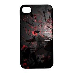 Edbydh Resize Apple Iphone 4/4s Hardshell Case With Stand