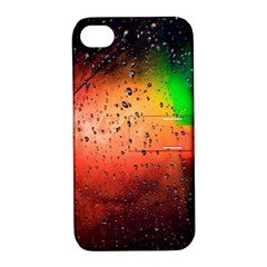 Cool Rush 4k Abstract Wallpapers Apple Iphone 4/4s Hardshell Case With Stand