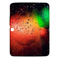 Cool Rush 4k Abstract Wallpapers Samsung Galaxy Tab 3 (10 1 ) P5200 Hardshell Case