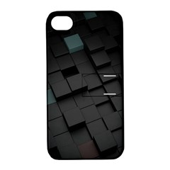 Blackcubes  Apple Iphone 4/4s Hardshell Case With Stand