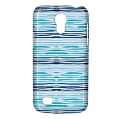 Watercolor Blue Abstract Summer Pattern Galaxy S4 Mini