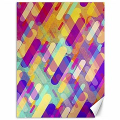 Colorful Abstract Background Canvas 36  X 48