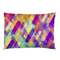 Colorful Abstract Background Pillow Case (two Sides)