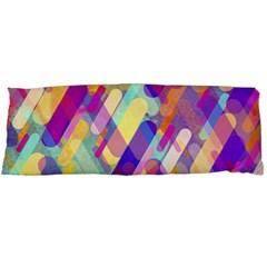 Colorful Abstract Background Body Pillow Case Dakimakura (two Sides)