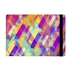 Colorful Abstract Background Apple Ipad Mini Flip Case