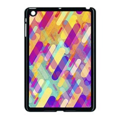 Colorful Abstract Background Apple Ipad Mini Case (black)