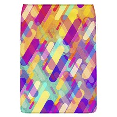 Colorful Abstract Background Flap Covers (l)
