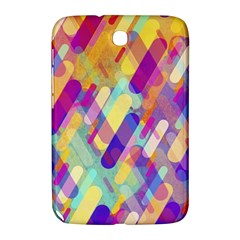 Colorful Abstract Background Samsung Galaxy Note 8 0 N5100 Hardshell Case