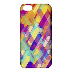 Colorful Abstract Background Apple Iphone 5c Hardshell Case