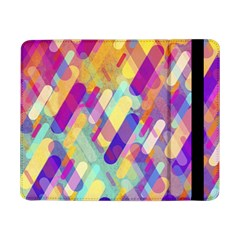 Colorful Abstract Background Samsung Galaxy Tab Pro 8 4  Flip Case