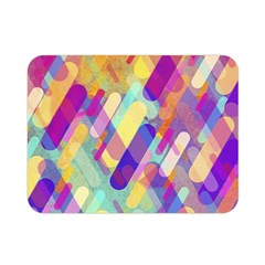 Colorful Abstract Background Double Sided Flano Blanket (mini)
