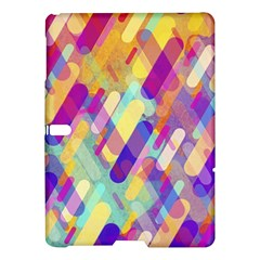 Colorful Abstract Background Samsung Galaxy Tab S (10 5 ) Hardshell Case