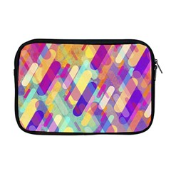 Colorful Abstract Background Apple Macbook Pro 17  Zipper Case