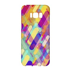 Colorful Abstract Background Samsung Galaxy S8 Hardshell Case