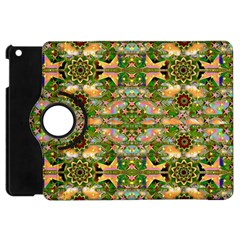 Star Shines On Earth For Peace In Colors Apple Ipad Mini Flip 360 Case